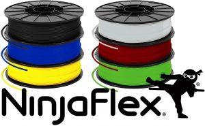NinjaFlex 3D Printing Filement