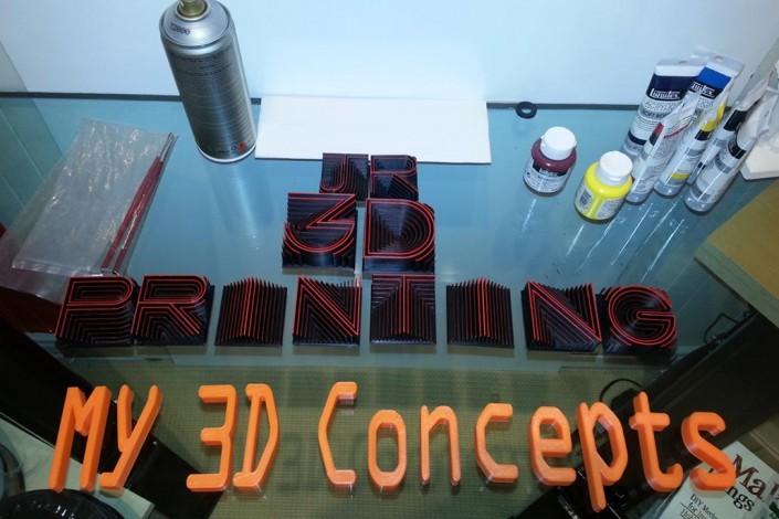 3d printed signs