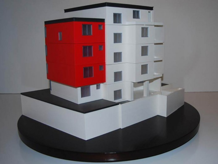 3d printed residential building architecture