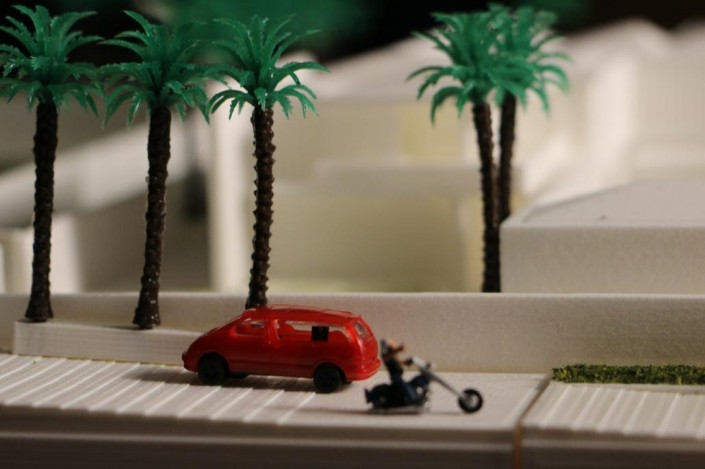 Cars and Motorcycles 3d printed figurines