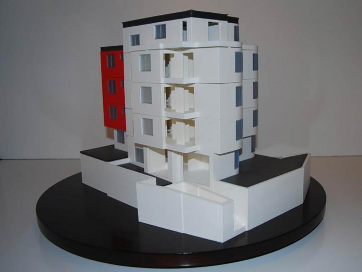 3d printed residential building