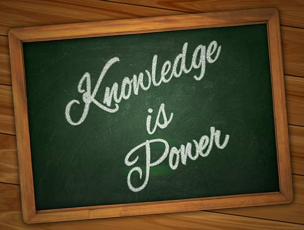 Knowledge-is-power-