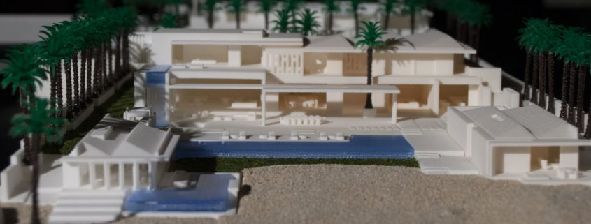 Benefits of 3D printing for architects