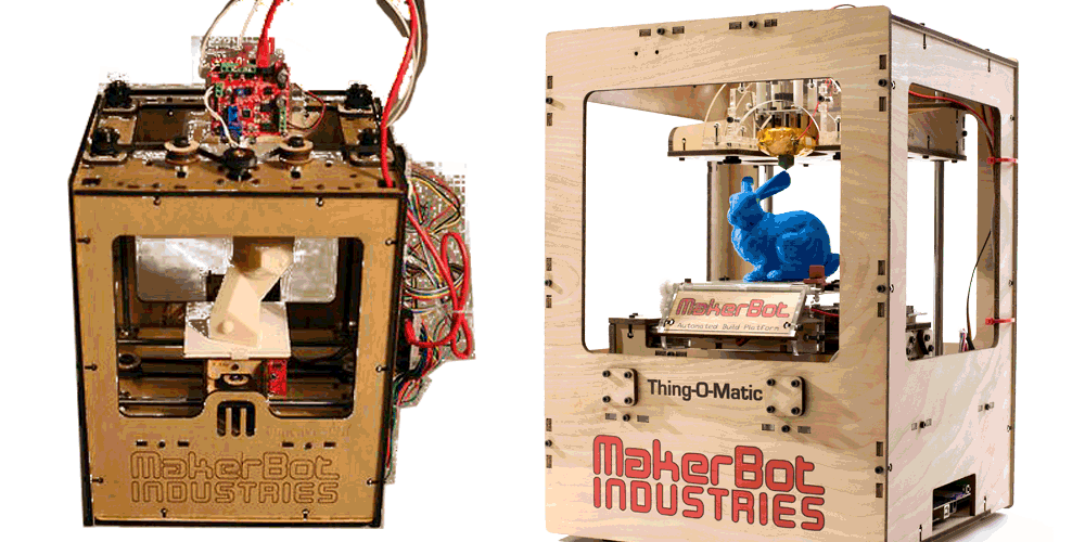 History of 3D Printing - My 3D Concepts